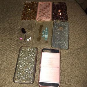 🔥Seven varieties iPhone 7plus cases.